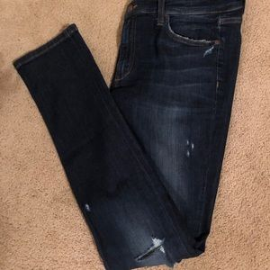 Joe's Dark Wash Skinny Jeans